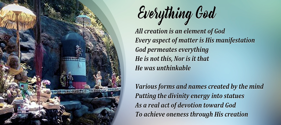 Everything God