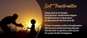 Self Transformation | Life Sloka